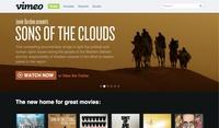 Movies, el servicio de alquiler de películas de Vimeo se deja ver