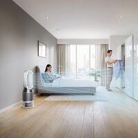 Dyson lanza su primer purificador, humidificador y ventilador tres en uno para limpiar y humidificar el aire de casa