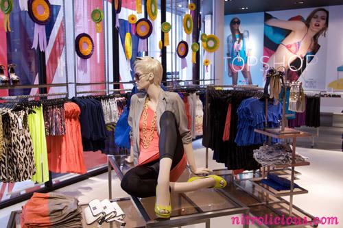 Foto de tienda topshop Nueva York (2/4)