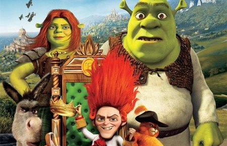 Taquilla USA: Shrek se merienda a Iron Man