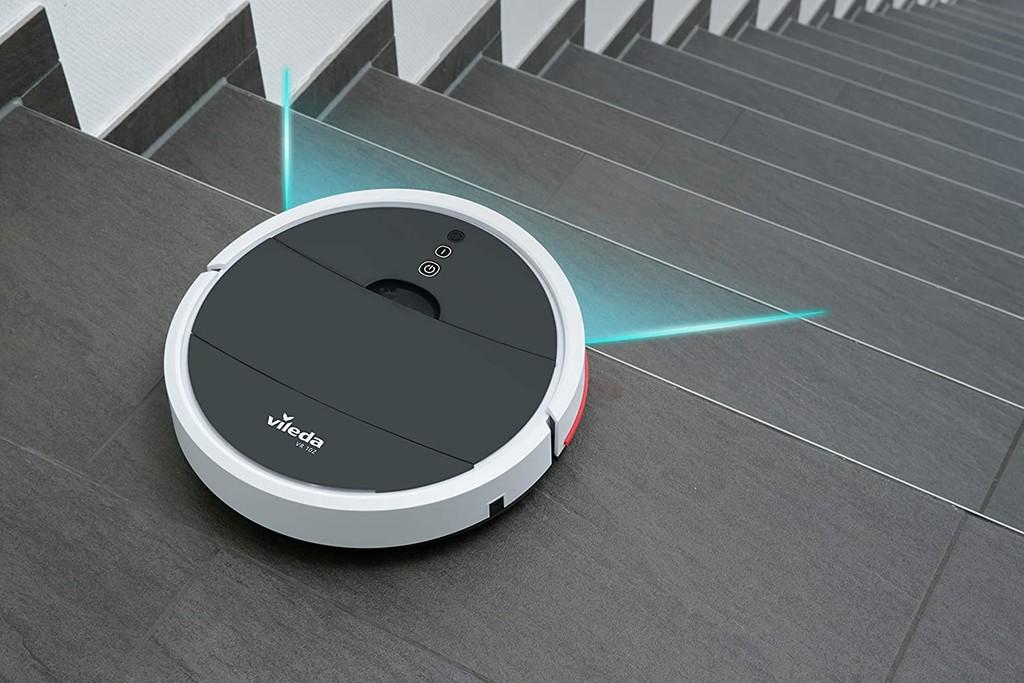 Vileda VR 102, un robot de limpieza autónomo por poco más de 100 euros en Amazon