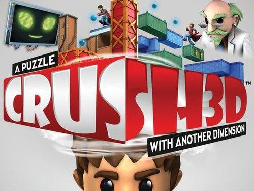 'CRUSH3D'anunciadopara3DS.Primertráilereimágenes