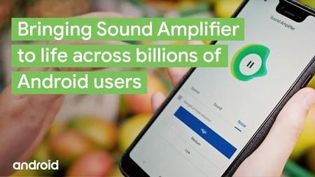 Google lanza 'Amplificador de sonido' en más móviles Android: su aplicación para personas con problemas auditivos