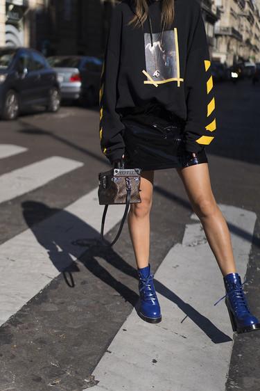 Off-White, la firma que está de moda entre las fashion insiders