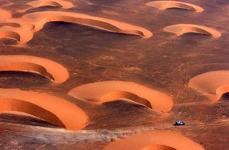 Dakar 2008, el recorrido y los participantes en detalle