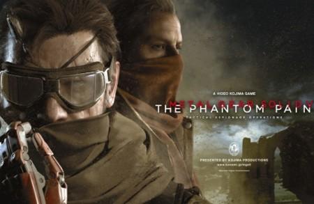 Llega Metal Gear Solid V: The Phantom Pain