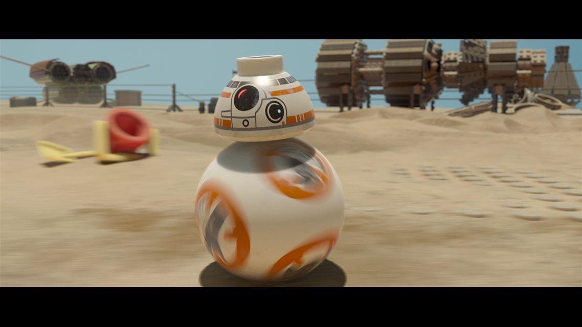 Foto de LEGO Star Wars: El despertar de la fuerza (9/13)