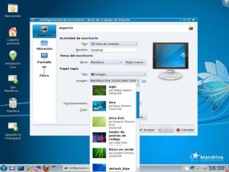 Mandriva Linux Spring 2010