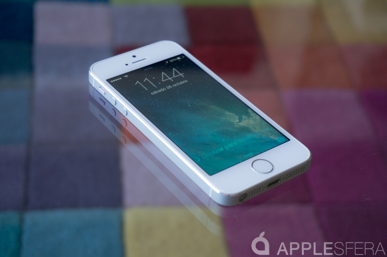 Foto de Diseño exterior del iPhone 5s (1/22)
