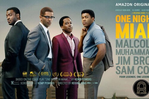 'Una noche en Miami...': la película de Regina King para Amazon es una notable ficción histórica con sabor a Óscar