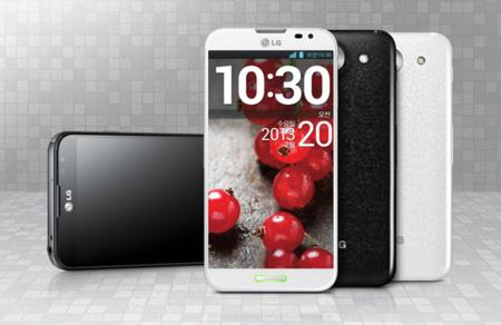 LG Optimus G Pro de 5.5 pulgadas en Corea, Japón y EEUU, por ahora sin noticias de Europa