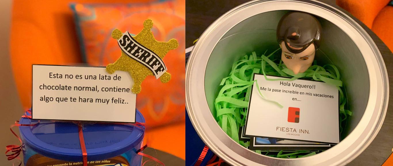 """""""Las vacaciones de Woody"""", el lindo gesto que tuvo un hotel cuando un niño olvidó su juguete favorito durante..."""