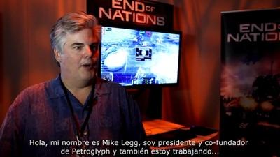 'End of Nations' calienta motores para su Beta. Mike Legg, de Petroglyph, nos habla más de este gran MMORTS [E3 2012]