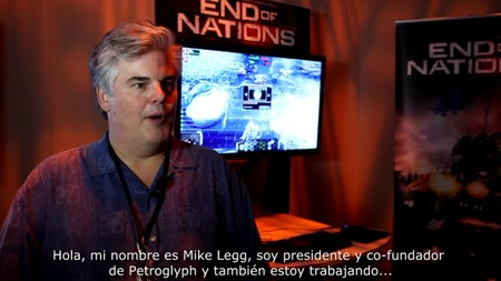 'End of Nations' calienta motores para su Beta. Mike Legg, de Petroglyph, nos habla más de este gran MMORTS [E3 2012]