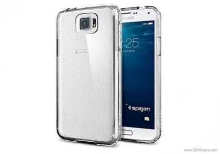 Así parece ser el Galaxy S6 de Samsung según estas imágenes filtradas por Spigen