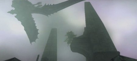 Shadow of The Colossus: Avion