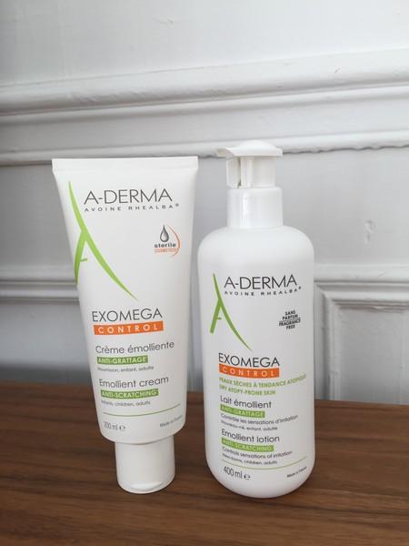 La dermatitis atópica tiene un nuevo aliado con Exomega Control de A-Derma