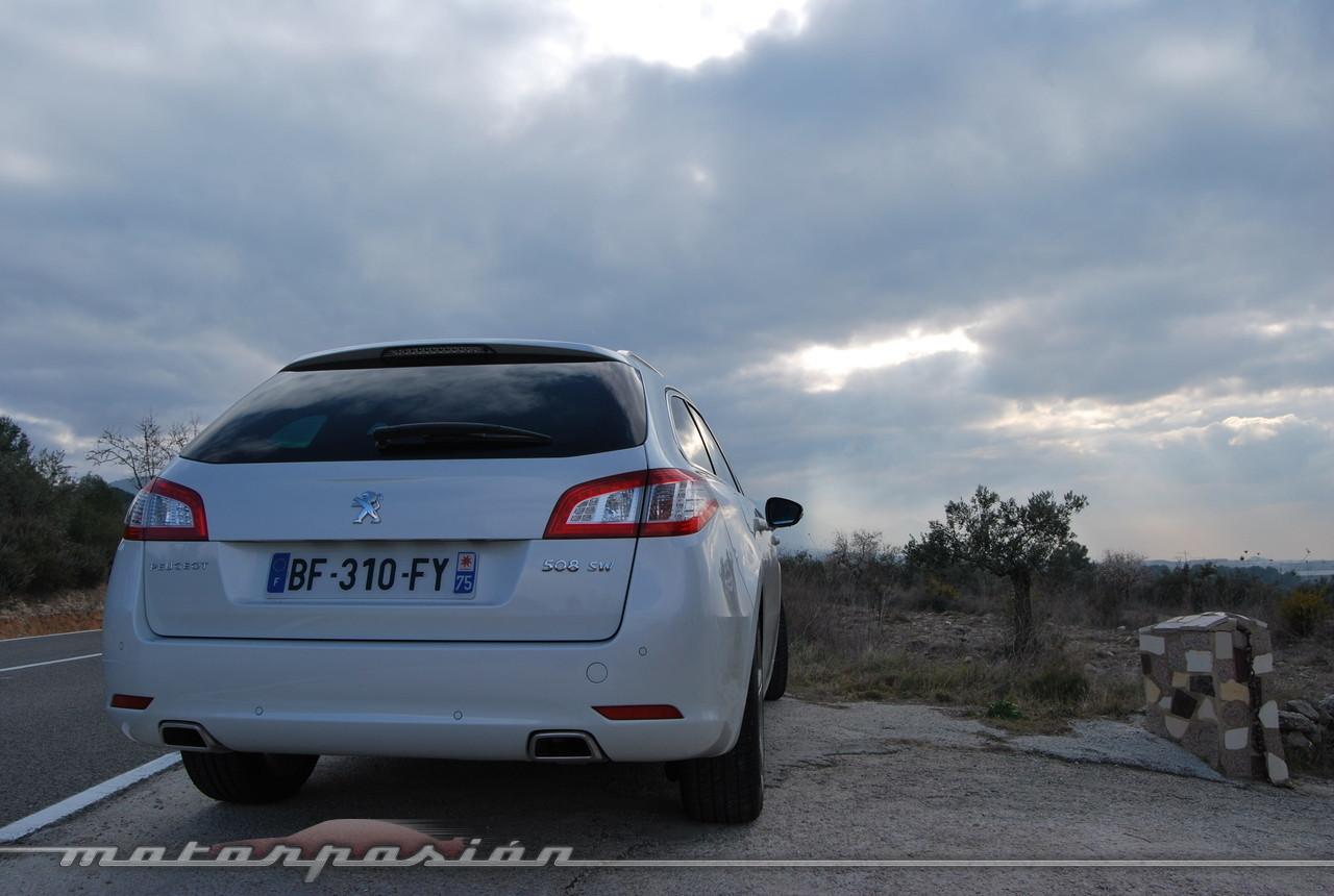 Foto de Peugeot 508 y 508 SW (presentación) (111/118)