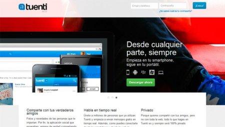 Los usuarios españoles ya pueden probar el nuevo Tuenti
