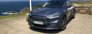 Ford Mustang Mach-E impone un récord Guinness al lograr el menor consumo de energía