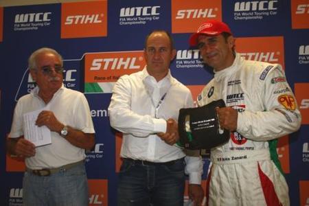 Alessandro Zanardi deja también el WTCC