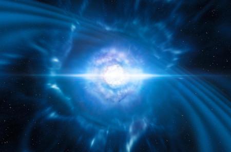 Captan por primera vez luz y ondas gravitacionales de la misma fuente: hemos encontrado una kilonova
