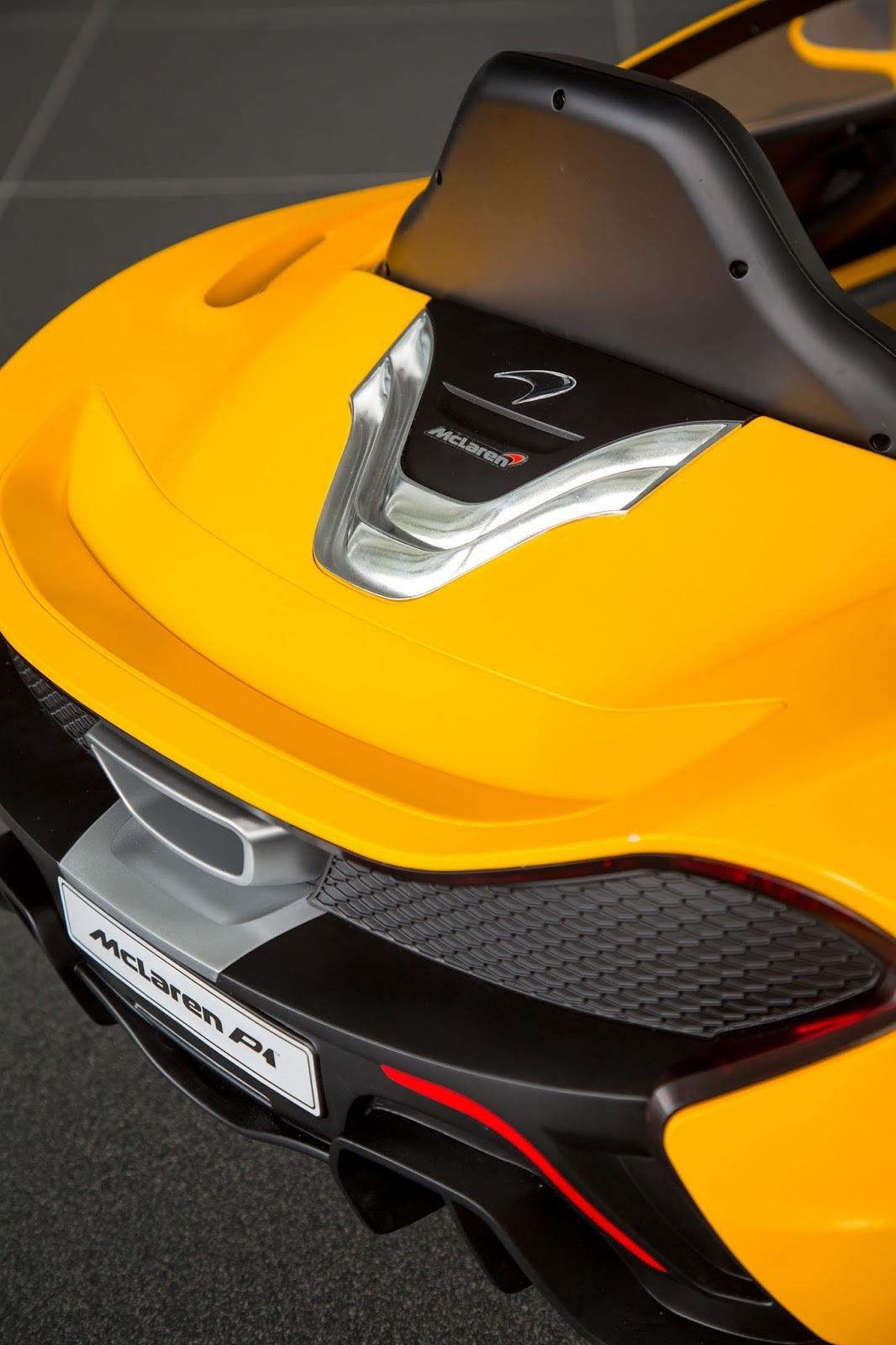 Foto de McLaren P1 EV (2/5)