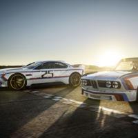 BMW 3.0 CSL Hommage R: hijo, creo que tu coche se parece al mío