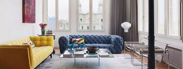 La semana decorativa: sofás cómodos y espectaculares, salones, cocinas y tips de organización
