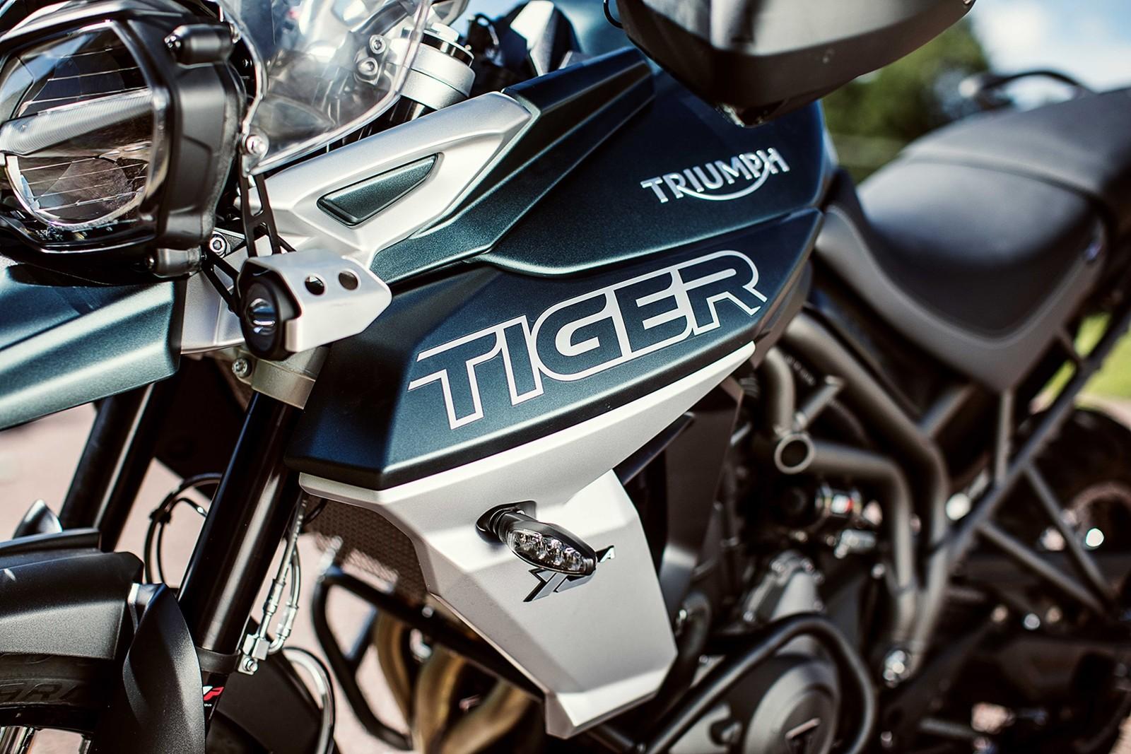 Foto de Triumph Tiger 800 2018 (23/47)