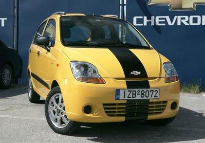 Chevrolet Matiz S-Sport, el utilitario en la edad del pavo