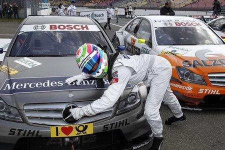 Cómoda victoria de Bruno Spengler en el debut del DTM en Hockenheim