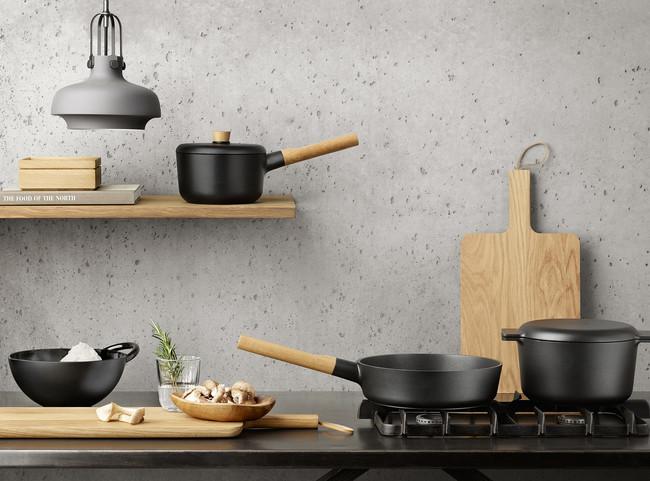 Nordic Kitchen Minimalist Cookware Series 3