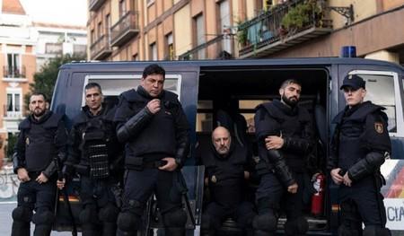 Nuevo tráiler de 'Antidisturbios': la serie de Rodrigo Sorogoyen para Movistar+ ya tiene fecha de estreno y una pinta espectacular