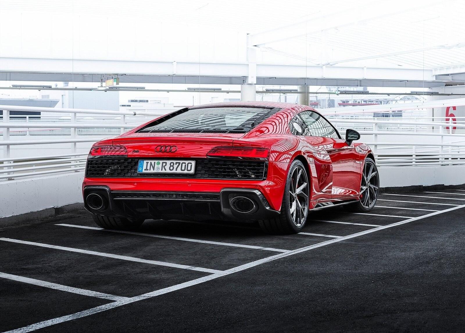 Foto de Audi R8 V10 Performance RWD (8/21)