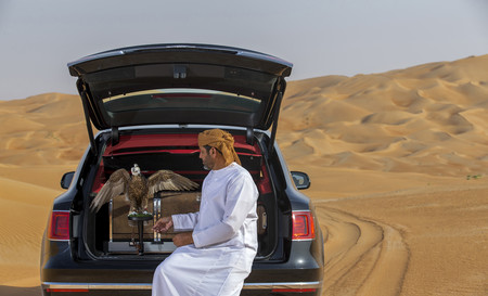 Bentley Bentayga Falconry By Mulliner 36