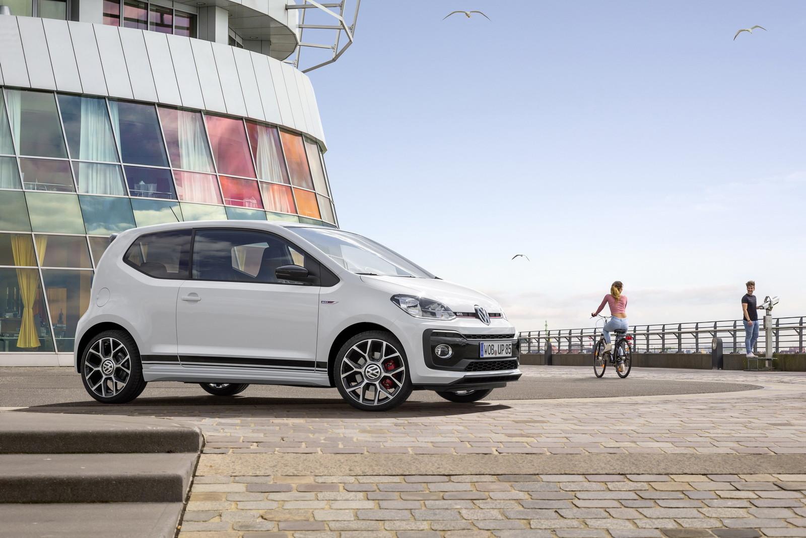 Foto de Volkswagen Up! GTI (11/17)