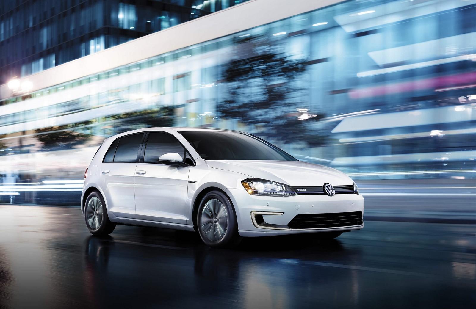 Foto de Volkswagen e-Golf (21/23)