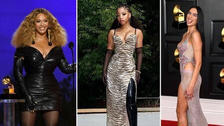 Las mejores vestidas que nos ha dejado la alfombra roja de los Premios Grammy 2021
