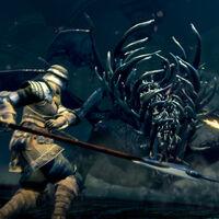 Cómo derrotar al horrible Dragón boquiabierto en Dark Souls Remastered