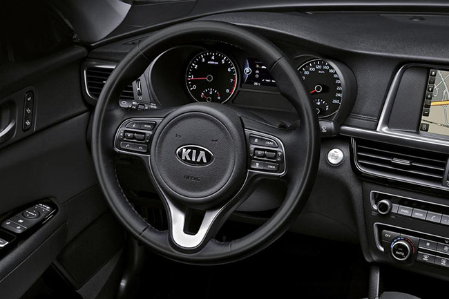 Foto de Kia Optima 2016 (EU spec) (4/6)