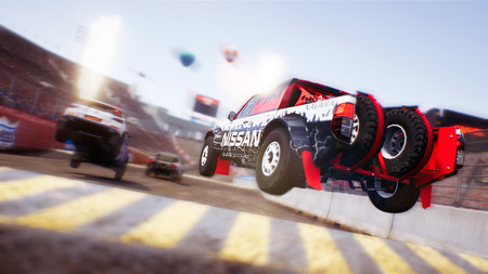 Las carreras todoterreno de Gravel comienzan en PS4, Xbox One y PC y este es su tráiler de lanzamiento