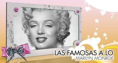 Especial Famosas a lo Marilyn Monroe (II)
