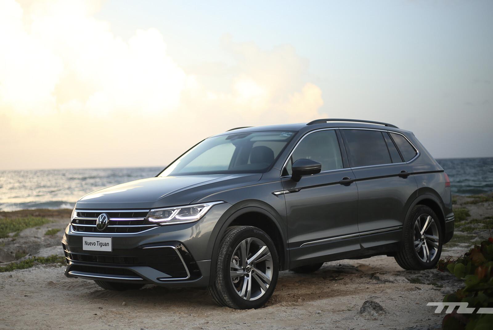Foto de Volkswagen Tiguan 2022 (lanzamiento) (4/22)