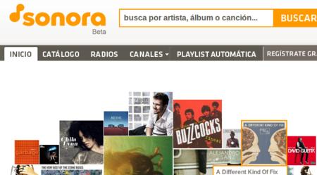 Sonora entra en España para rivalizar con Spotify