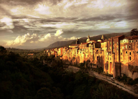 Sant'Agata de Goti, un lugar donde el tiempo parece haberse detenido y donde perduran las tradiciones