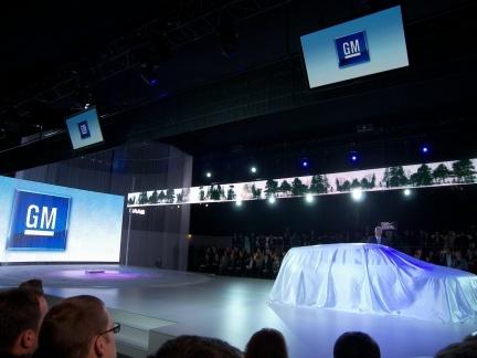 Presentación del Saab 9-X BioHybrid Concept