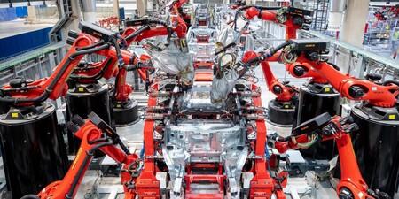 Tesla Fabrica Shangai 2