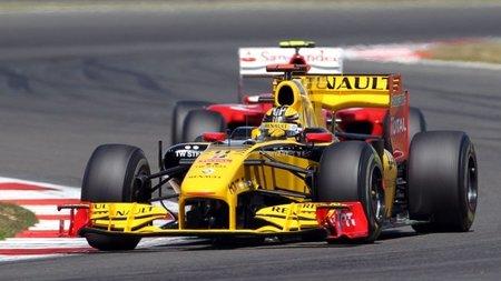 Renault tiene la intención de hacer debutar su F-Duct en Bélgica