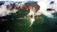 El Salto El Angel se queda sin agua y se apaga el Relámpago de Catatumbo
